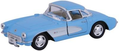 Sameer Toys 1957 Chevrolet Corvette Blue