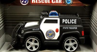 Dickie Dickie - Action Series Rescue Car, 15 Cm