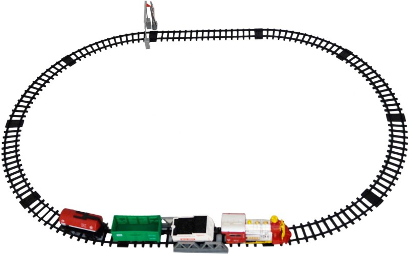 Parv Collections Classical Train Set(Multicolor)