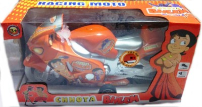 Shop & Shoppee Chhota Bheem Racing Bike