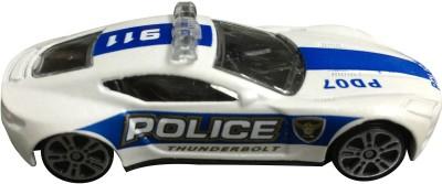 Splen-Da-Did Toys Die Cast 911 Emergency car
