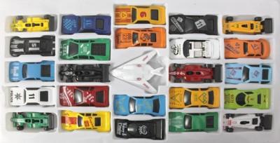 Littlegrin Die Castmetal Force Car Set - 25 Pieces