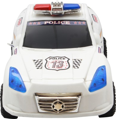 Lovely Collection Police Car
