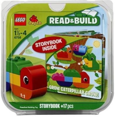 Lego Duplo 6758 Grow Caterpillar Grow