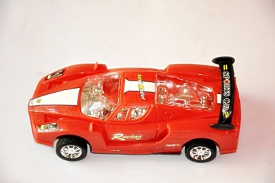 Ruppiee Shoppiee Super Speed Racing Car Red