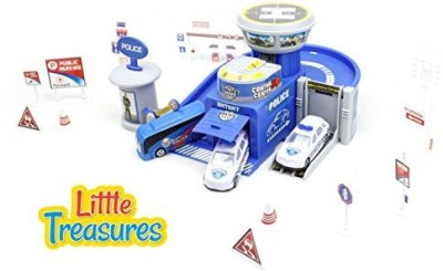 Little Treasures Police Control Center Play Toy