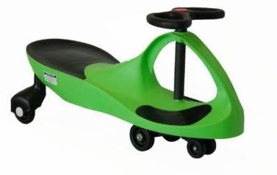 Kids Motor Store Spring Green Rolling Coaster the Wiggling Wiggle Race Car Premium Scooter available at Flipkart for Rs.7956