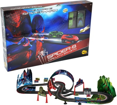Simba Spiderman Race Track