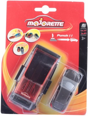 Majorette Majorette Punch & Go Launcher With Car