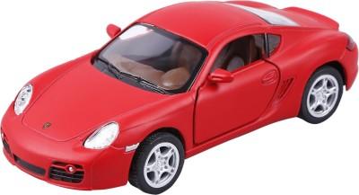 BRECKEN PAUL Baby Steps | Kinsmart Matte Porsche Red