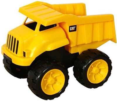 Caterpillar Cat Tough Tracks The Feel Of Real Dump Truck