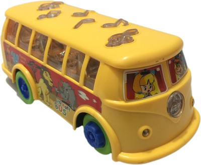 Bento Light Music Action Bus