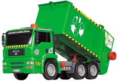 DICKIE TOYS Air Pump Garbage Truck12