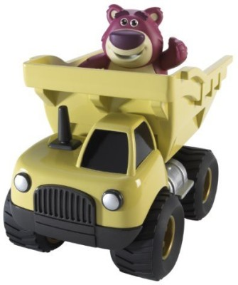 Mattel Story Pull And Go Lotso,S Dump Truck