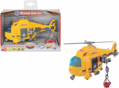 Dickie Action Series Rescue Copter