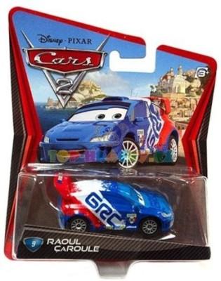 Cars 2 Disney Pixar Raoul Caroule 9