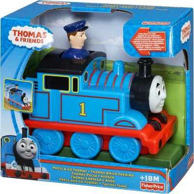 Thomas & Friends Press & Go Thomas