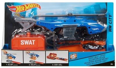 Hotwheels Super S.W.A.T. Copter