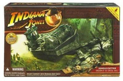 Hasbro Indiana Jones Kingdom of the Crystal Skull Jungle Cutter