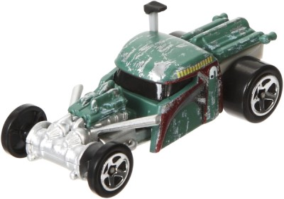 Hot Wheels Boba Fett Star Wars Vehicle