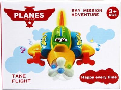Venus Planet Of Toys Plane