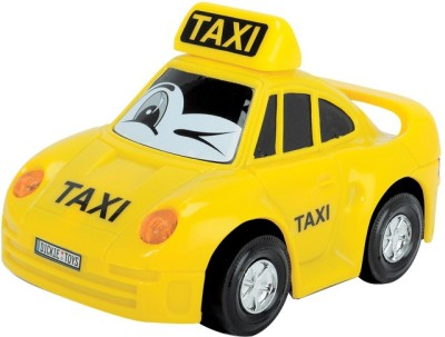 Dickie Mad Taxi 12 Cm With Light