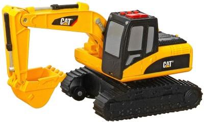 CAT Big Builder Shaking Machine - Excavator