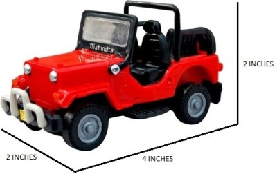 Centy Mahindra Classic Jeep CT-026
