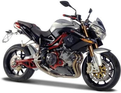 Bburago Benelli Tnt Titanium Diecast Motorcycle