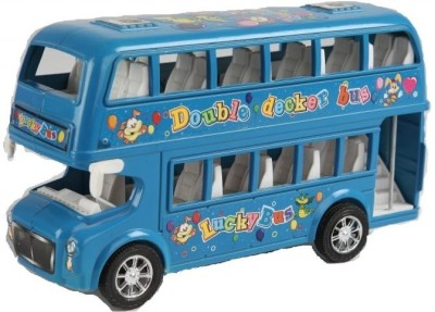 Lovely Collection Lucky Double Decker Bus