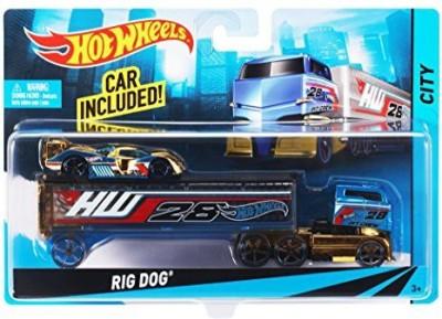 Hot Wheels Super Rig