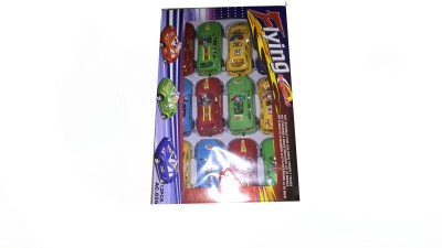 Rahul Toys car in pack of 12