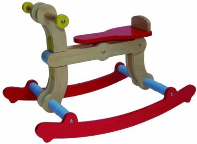 Mishi Design Swing Up Toy, Red/Blue