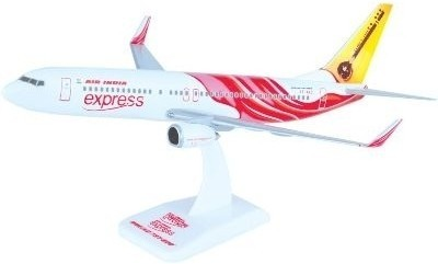Hogan Wings Air India Express 737-800 (VT-AXC) Scale 1:200 (without Landing Gear)
