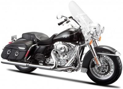 Maisto 1:12 Die Cast Big Harley-Davidson 2013 FLHRC Road King Classic