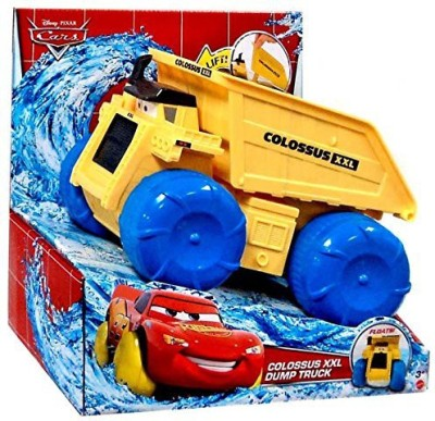 Unknown Disney Cars Hydro Wheels Colossus Xxl Dump Truck Plastic Car