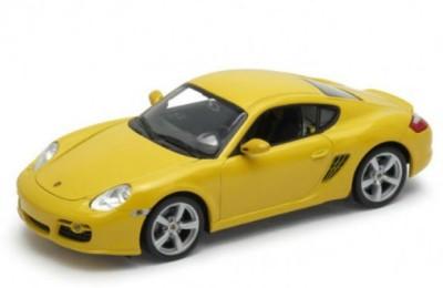 Welly Porsche Cayman S 1/24