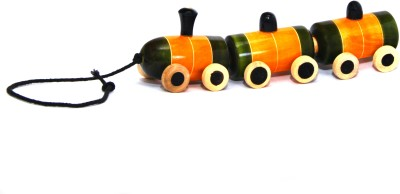 Adaa Channapatna Train Wooden Toy