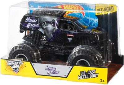 Hot Wheels Monster Jam Mohawk Warrior