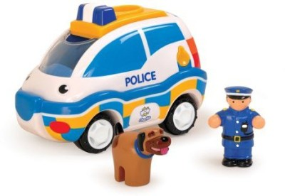 WoW Police Chase Charlie Emergency (3 Piece Set)
