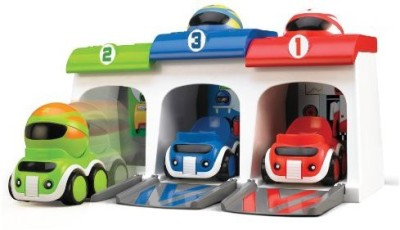 Tomy Whack,em Racers Toy Vehicle