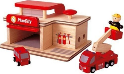 PlanToys Plan City Fire Station