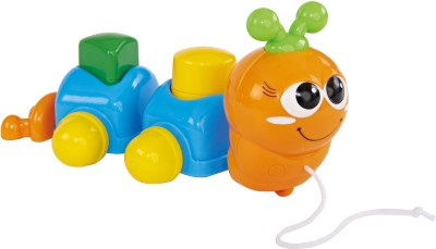Simba Abc Pull-Along Caterpillar