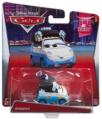 Mattel disney/pixar cars Tokyo Party Shigeko No 1/10 Diecast