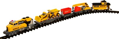 CAT Motorized Construction Express Train
