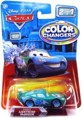 Disney Pixar Cars Color Change Vehicle CKD15