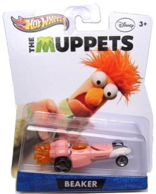 Mattel Hot Wheels Disney The Muppets Beaker