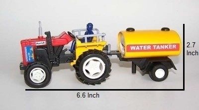 Centy Toys Tractor with Tanker