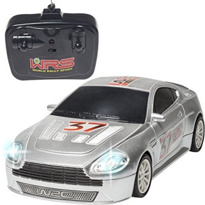 Top Race 4Ch Rc Remote Control Racing Car Aston Martin With Head