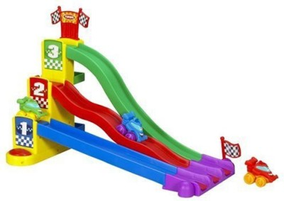 Hasbro Tonka Wheel Pals Triple Track Tower